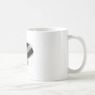 Harvey Design wht txt.gif Coffee Mug