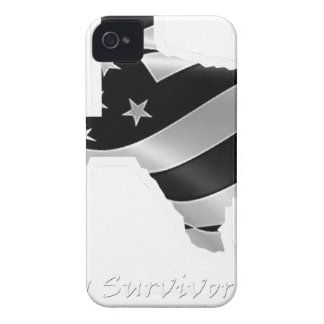 Harvey Design wht txt.gif iPhone 4 Case-Mate Cases