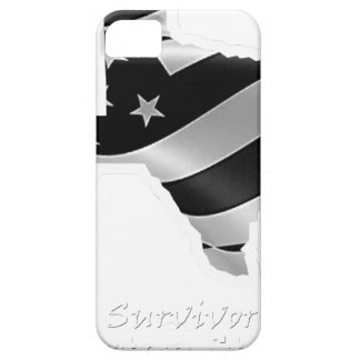 Harvey Design wht txt.gif iPhone 5 Case