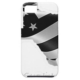 Harvey Design wht txt.gif iPhone 5 Case