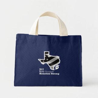 Harvey Design wht txt.gif Mini Tote Bag