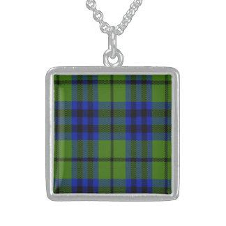 Harvey Scottish Tartan Custom Jewelry