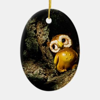 Harvey the Owl I Christmas Tree Ornament