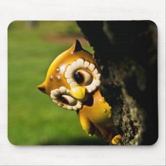 Harvey the Owl II Mouse Pads