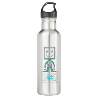 Hash Tag Super hero 710 Ml Water Bottle