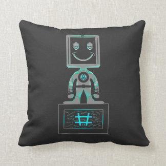 Hash Tag Super hero Cushion