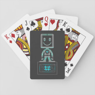 Hash Tag Super hero Playing Cards