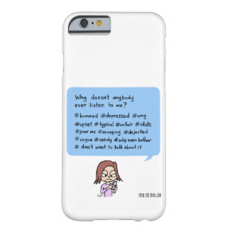 """""""#hashflag"""" Phone and Tablet Cases Barely There iPhone 6 Case"""