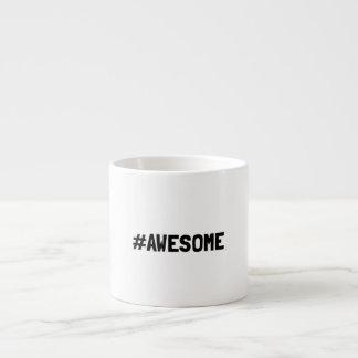 Hashtag Awesome Espresso Mug