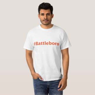 Hashtag Battleboro T-Shirt
