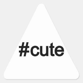 Hashtag # Cute Stickers