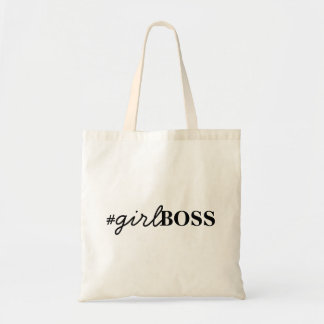 Hashtag Girl Boss Tote