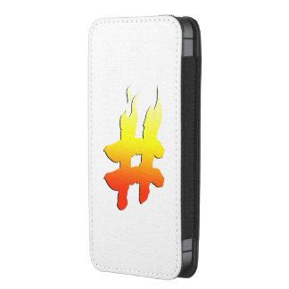 #HASHTAG - Hash Tag Symbol on Fire