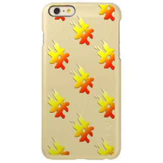 #HASHTAG - Hash Tag Symbol on Fire Incipio Feather® Shine iPhone 6 Plus Case