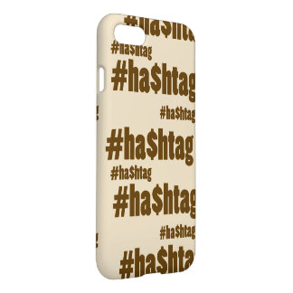 Hashtag Iphone 7 Case