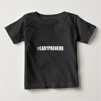 Hashtag Lady Entrepreneur Baby T-Shirt