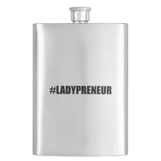 Hashtag Lady Entrepreneur Flask