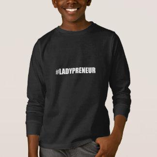 Hashtag Lady Entrepreneur T-Shirt