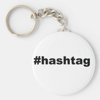 hashtag ME Key Ring