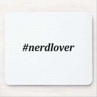 Hashtag - Nerd Lover Mousepads