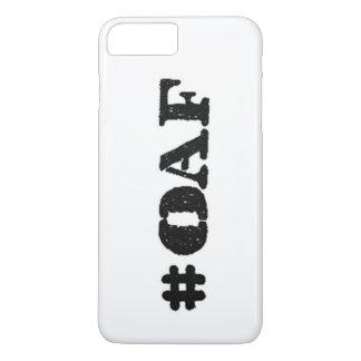 hashtag oaf military operator iPhone 7 plus case
