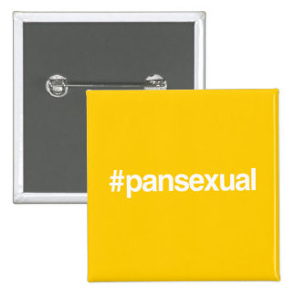 HASHTAG PANSEXUAL BUTTON