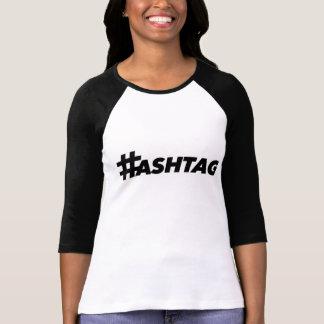 Hashtag Tee