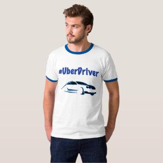 Hashtag Uber Driver T-Shirt