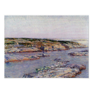 Hassamvv - Summer afternoon, the Isles of Shoals Print