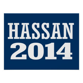 HASSAN 2014 POSTERS