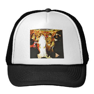 Hassidic Wedding Cap