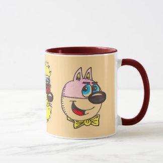 Hassle Castle Characters Coffee Mug