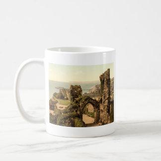 Hastings Castle, Hastings, Sussex, England Coffee Mug