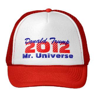 Hat 2012 The Donald Trump Mr. Universe President