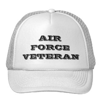 Hat Air Force Veteran
