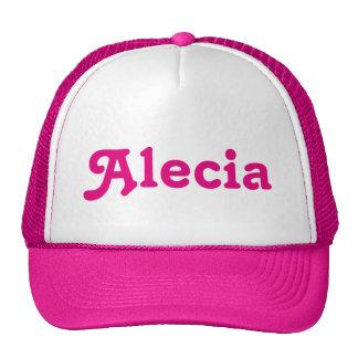 Hat Alecia