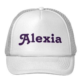 Hat Alexia