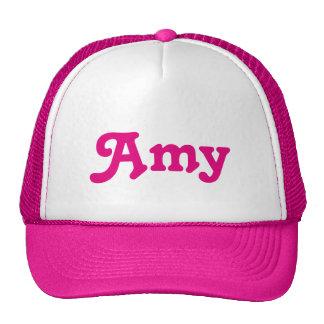 Hat Amy