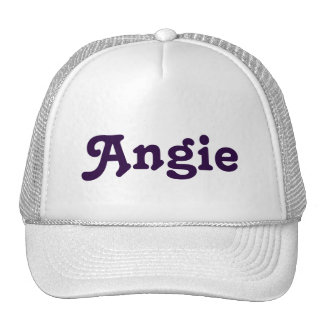 Hat Angie