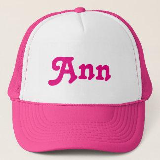 Hat Ann