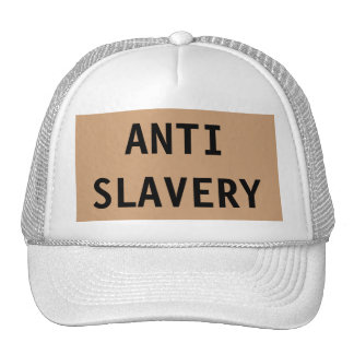 Hat Anti Slavery Tan