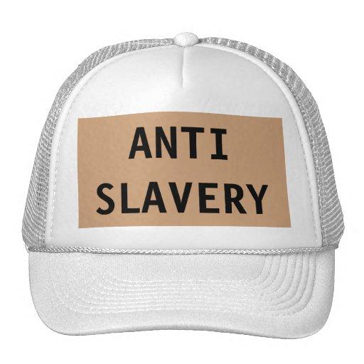 Hat Anti Slavery Tan