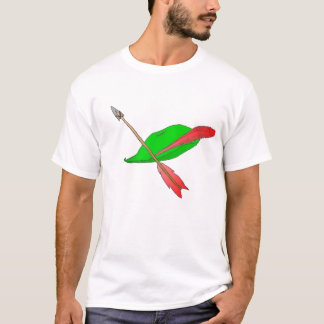 Hat & Arrow T-Shirt