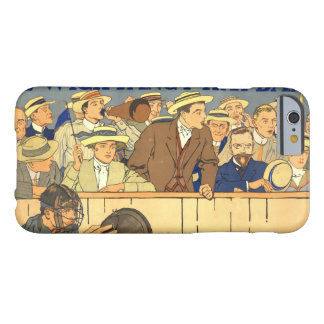 Hat-Band Advertising Poster 1910 Barely There iPhone 6 Case