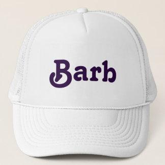 Hat Barb