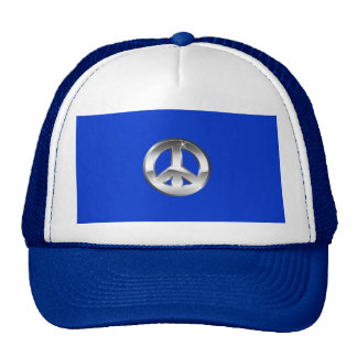 HAT    BASEBALL  CUSTOMIZE  W/NAME     PEACE SIGN