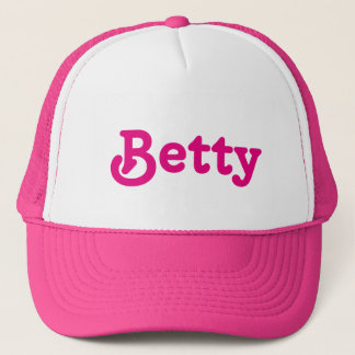 Hat Betty