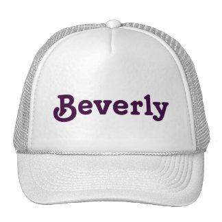 Hat Beverly