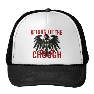 Hat Celebrating the Return of the Chough Cornwall