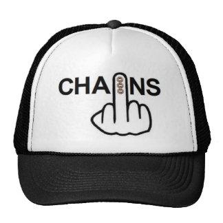 Hat Chains Flip